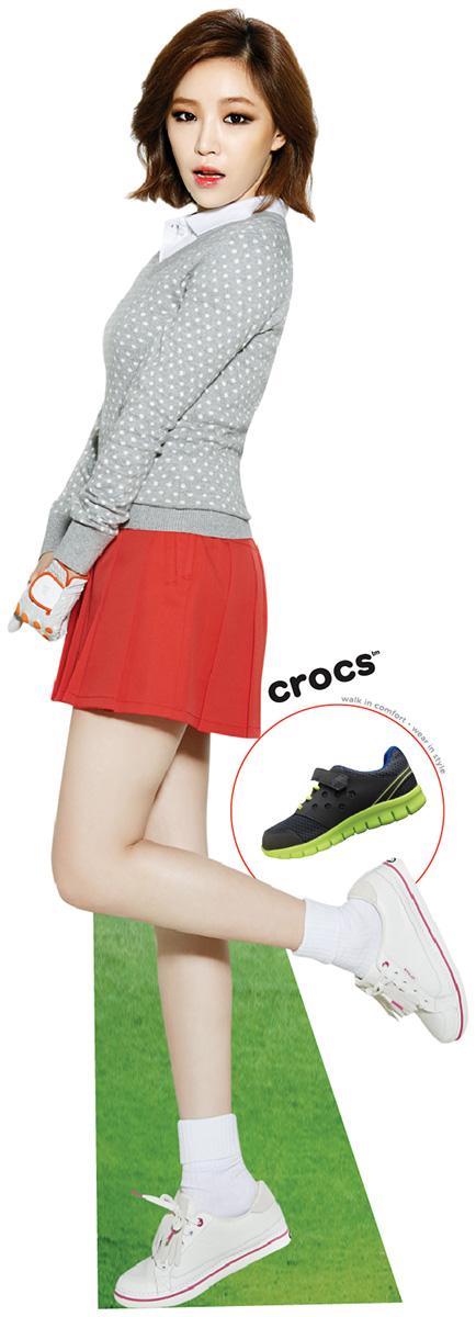 crocs pop