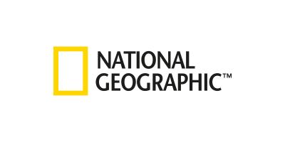 NATIONAL GEOGRAPHIC 내셔널지오그래픽 로고