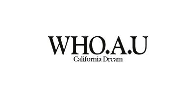 WHO.A.U 휴아유 로고